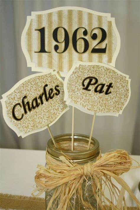 wedding anniversary gift ideas on a budget 50th anniversary picks you could also do this for each child the