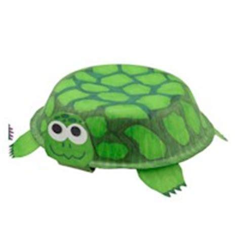 Paper Turtle Craft - crafts sneak peeks at this week s critter crafts