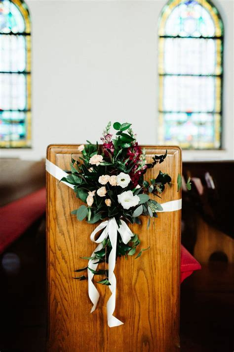 17 Best ideas about Pew Flowers on Pinterest   Church