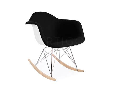 Charles Eames Lounge Chair Design Ideas Upholstered Rar Rocker Arm Chair Inspired By Designs Of Charles Eames Vertigo Interiors