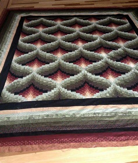 quilt pattern light in the valley light in the valley bargello quilt crafts pinterest