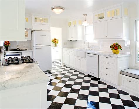 retro kitchen flooring retro kitchens that spice up your home