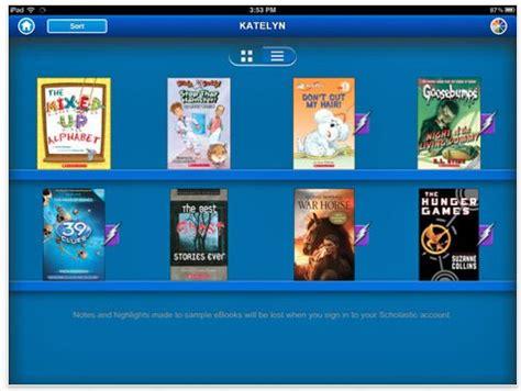 scholastic reading apps scholastic books storia ereading app for children the