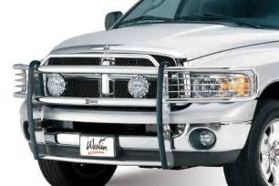westin dodge ram polished stainless steel sportsman grille