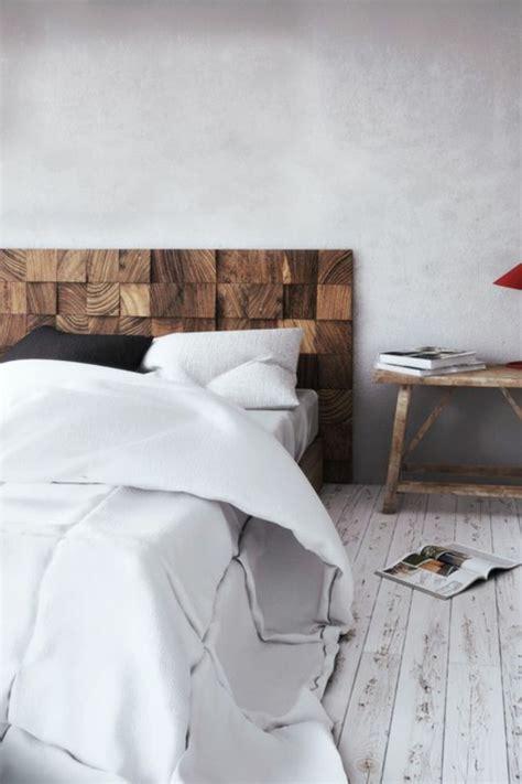 Bett Holz Kopfteil by 30 Ideen F 252 R Bett Kopfteil M 228 Rchenhafte Und Kunstvolle