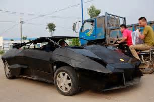 What Are Lamborghinis Made Out Of Wheels Can T Afford A Supercar Build Your Own