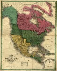 map of america in 1800 my