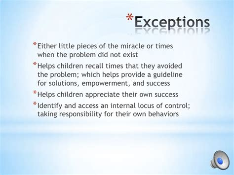 The Miracle Questions Solution Focused Brief Therapy