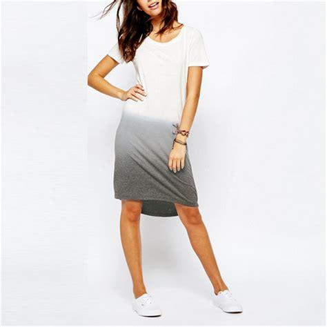 Stylish Shirt Dresses summer style 2016 casual t shirt dress brand new stylish