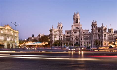 madrid and barcelona vacation with airfare in madrid madrid groupon getaways