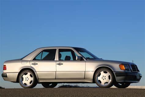 mercedes porsche 500e 1992 porsche type 2758 mercedes 500e silver black