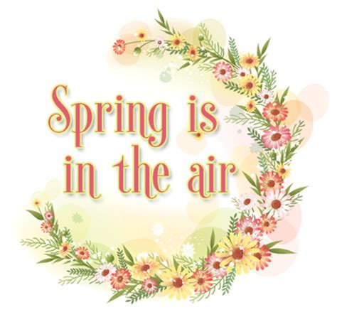 what is spring free spring is in the air flowers ebay template free