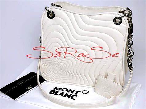 Bag Mont Blanc 2 Zipper montblanc starisma concerto handbag s bag evening