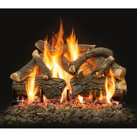 top rated best gas log sets gas log guys
