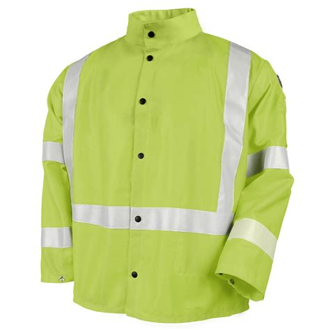welding jacket pattern products safety welding jacket with fr reflective tape