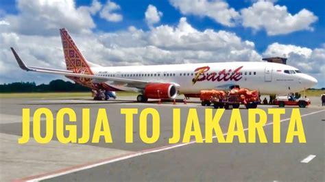 batik air jogja youtube batik air id 6363 yogyakarta to jakarta flight review