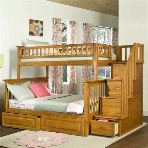 fancy bunk beds small space bedroom designs for your kids