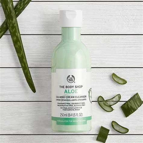 Toner Aloe Vera The Shop 250 ml