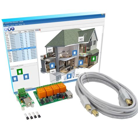 home automation complete easy home kit ver 1