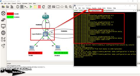nat ccna tutorial configure switch in gns3 download