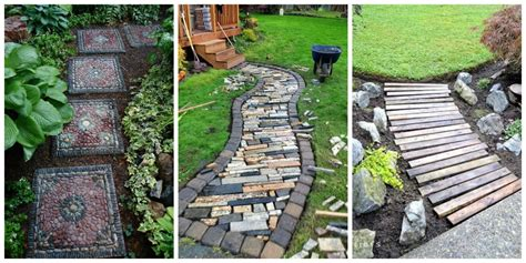 garden pathways ideas garden path comfy project on h3 10 diy garden path ideas how to make a garden walkway
