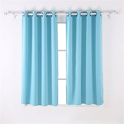 63 inch long curtains deconovo best solid premium quality thermal insulated