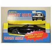 Knight Rider KITT Season 4 1/43 Scale Die Cast