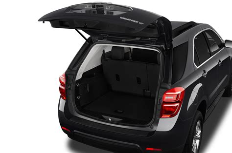 chevrolet equinox trunk space 2017 chevrolet equinox release date review price