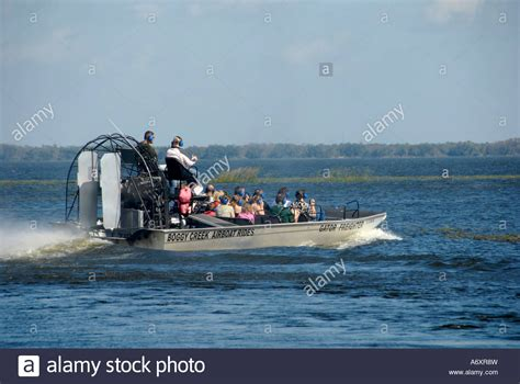 boat rides near kissimmee boggy creek airboat rides on west lake toho at southport