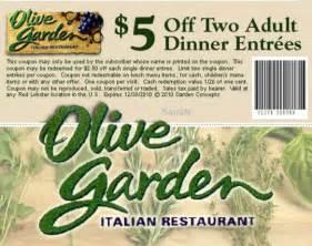 Garden Of Coupons Olive Garden Coupon Code October 2015