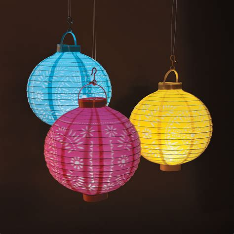 Light Up Paper Lanterns by Light Up Cutout Paper Lanterns Trading