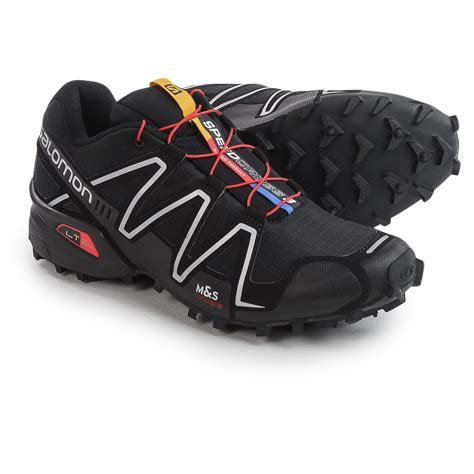 Salomon Speed Cross Size 39 44 salomon speedcross 3 trail running shoes for save 44