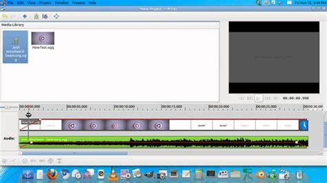 tutorial youtube editor pitivi video editor tutorial youtube