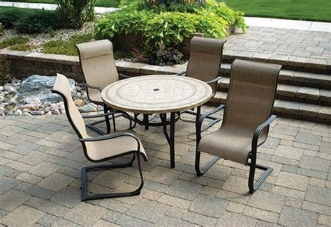 21 awesome patio dining sets menards pixelmari com