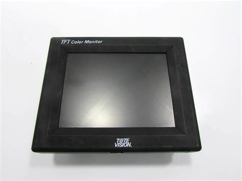 Monitor Lcd Vision tote vision totevision lcd562 5 6 quot tft lcd color monitor premier equipment solutions inc
