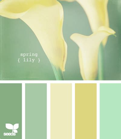 spring color schemes popular color palette mint coral patterns stitch and