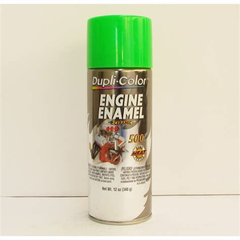 dupli color engine paint dupli color engine enamel grabber green aerosol