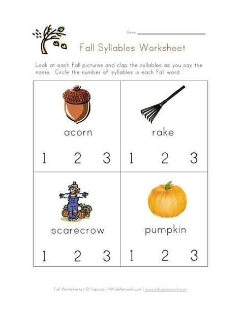 syllables worksheets 1st grade 1000 images about 1st grade stuff on punctuation activities syllable and fractions