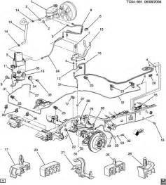 Brake Line Diagram 2003 Silverado Gmc Sonoma Engine Diagram Gmc Free Engine Image For User