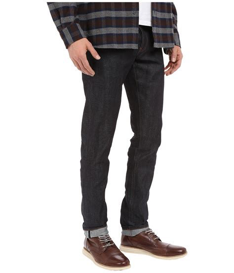 Stretch Selvedge the unbranded brand tight in 11 oz indigo stretch selvedge