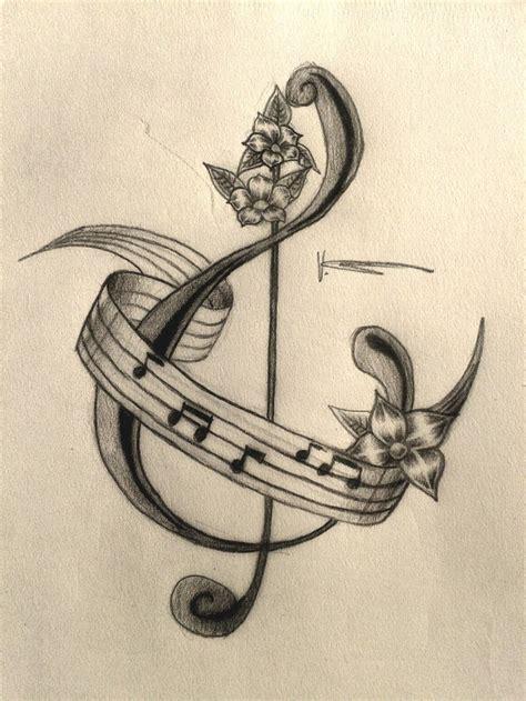 music art tattoo designs piano images designs