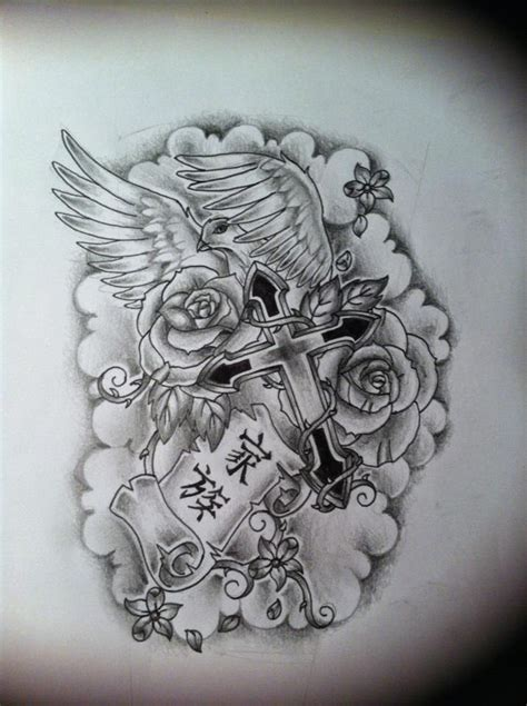 dove with rose tattoo tattoos ie favorite dove designs images photos ideas
