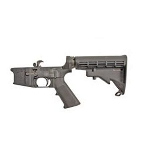 Sn Lower 1 colt ar15 a3 tactical carbine cal 223 sn lbd025803 lower only for tactical carbine with trigger gr