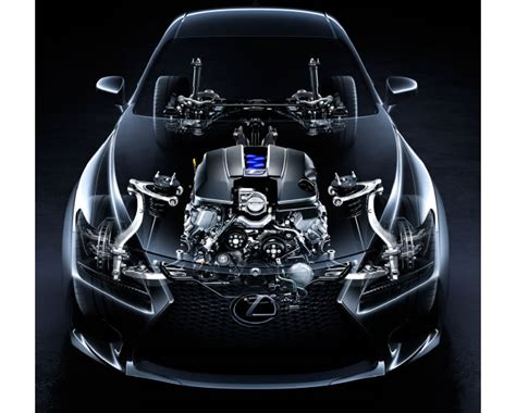 rcf lexus engine lexus rcf the most powerful lexus v8 yet unveiled
