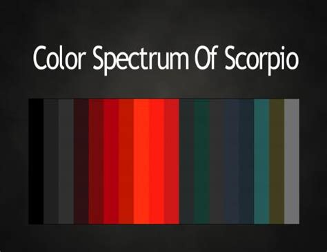 colors of the zodiac 1000 images about scorpio on pinterest scorpio quotes