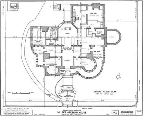 phantomhive mansion floor plans plans bishop s palace