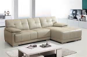 white leather sectional sofa with chaise modern small white leather sectional sofa chaise