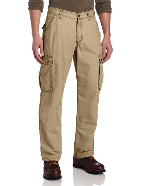 carhartt rugged cargo carhartt mens carhartt s rugged cargo pant relaxed fit solid brown