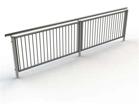 geo handrail balustrade by marshalls