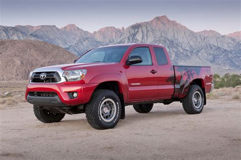 Toyota Tacoma Trd Accessories 2012 Toyota Tacoma Trd T X Baja Pricing Autoevolution